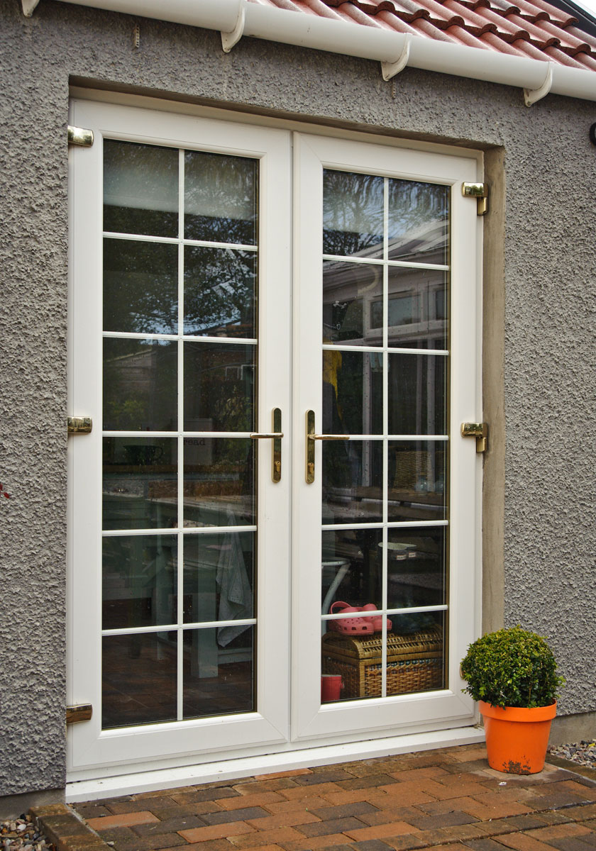 French Doors Are An Elegant Doorway Solution Providing A Wider Ustructed Opening Than Traditional Door And At Finesse We Construct Install Them
